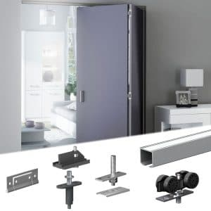 SLID'UP 150 – Bifold door hardware kit